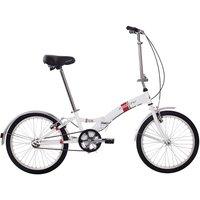 Raleigh ACTIV Steel Single Speed Folding Bike
