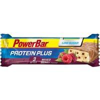 PowerBar Protein Plus Low Sugar Bars 55g x 15