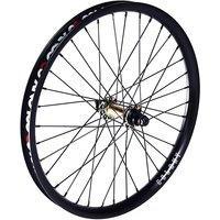 Colony Pinnacle Front BMX Wheel - Rainbow