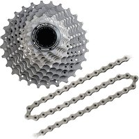Shimano Dura-Ace 9000 Cassette + Chain Bundle