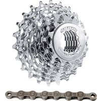 SRAM PG850 8sp Road Cassette + Chain Bundle
