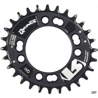 Rotor QX1 Narrow Wide Oval Chainring