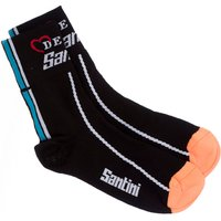Santini De Rosa Coolmax Socks 2015