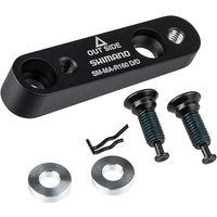 Shimano Mount Adaptor Flat to Flat Road