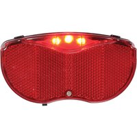Oxford Ultratorch Carrier Mount 5 LED rear ligh
