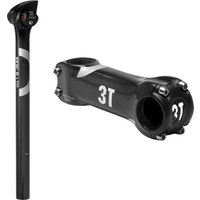 3T LTD Seatpost & Stem Bundle