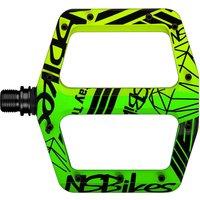 NS Bikes Radiance Flat Pedals