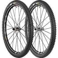 Mavic Crossmax XL 27.5 WTS MTB Wheelset 2015