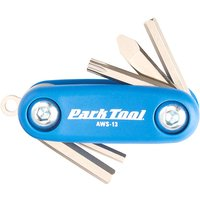 Park Tool AWS-13 MicroFolding Hex-Screwdriver Set