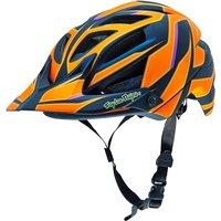 Troy Lee Designs A1 Helmet - Reflex Orange 2016