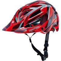 Troy Lee Designs A1 Helmet - Reflex Red 2016