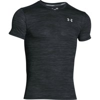 Under Armour Charged Run V-Neck Short Sleeve Tee 2016
