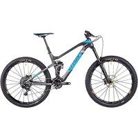 Vitus Bikes Sommet CRX FS Bike - Carbon Sram X1 1x11 2017