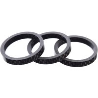 Brand-X Spacer Pack Carbon 3 x 5mm