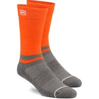 100% Block Athletic Socks