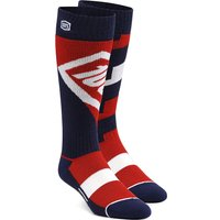 100  Youth Torque Moto Socks