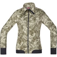 Gore Bike Wear Womens Power Trail Print WS SO Jacket