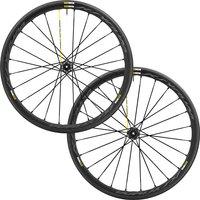 Mavic Ksyrium Pro Disc Road Wheelset 2017