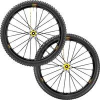 Mavic Deemax Pro MTB Wheelset 2017
