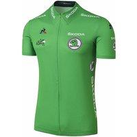 Le Coq Sportif Tour de France 2017 Replica Jersey Green SS17