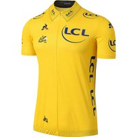 Le Coq Sportif TdF 2017 Replica Jersey Yellow SS17