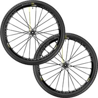 Mavic Crossmax Pro MTB Wheelset - Boost 2017
