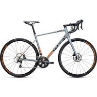 Cube Attain Race Disc Road Bike 2017