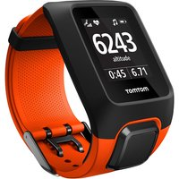 tomtom adventure cardio gps watch with music