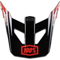 100% Status Helmet Replacement Visor