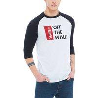 Vans Off The Wall Raglan Tee SS17