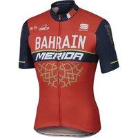 Sportful Bahrain Merida BodyFit Pro Team Jersey 2017