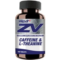 Zipvit Caffeine + L-Theanine - 100 Tablets
