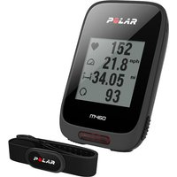 polar m460 gps cycling computer  with hrm