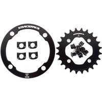 Race Face Narrow Wide Chainring with Bash Guard