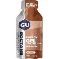 GU Roctane Caffeine Energy Gels (24 X 32g)