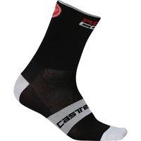 Castelli Rosso Corsa 13 Socks SS18