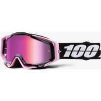 100% RACECRAFT Floyd - Mirror Pink Lens SS18