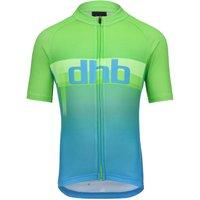 dhb Kids Short Sleeve Jersey - Blur SS18