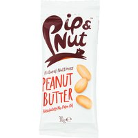 Pip & Nut Peanut Butter Squeeze Pack (20 x 30g)