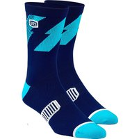 100% Bolt Performance Socks SS18