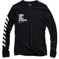 100% Gideon L-S T-Shirt SS18