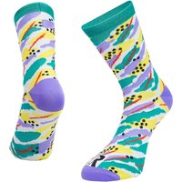 Ratio Jungle 16cm Sock (Yellow)