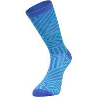 Ratio Dash 16 cm Sock (Blue-Blue) AW18