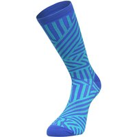 Ratio Dash 20 cm Sock (Blue-Blue) AW18