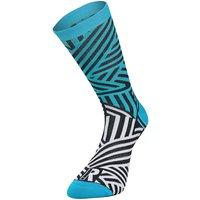 Ratio Dash 16 cm Sock (Blue-White) AW18