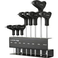 X-Tools Pro T-L Handle Hex Set