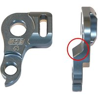 North Shore Billet Derailleur Hanger - Comm Supreme V2 9-10