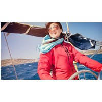 Owners aborad Sailing Greece - Santorini to Santorini