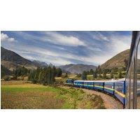 Owners aborad Lake Titicaca & Machu Picchu by Train Independent Adventure