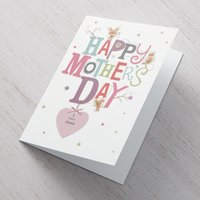 Personalised Mother's Day Card - Sewing Mice - Sewing Gifts